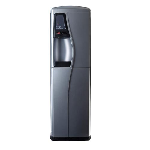 Borg Overstorm Hot and Cold Free Standing Cold Water Dispenser  Silver